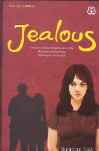 sampul novel jealous karya Sujatrini Liza