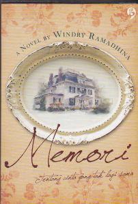 Sampul Memori, karya Windry Ramadhina