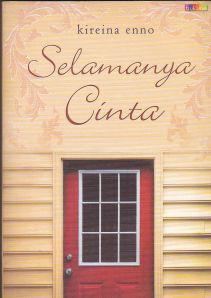 Sampul Novel Selamanya Cinta