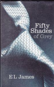 fifty shades of grey, el james