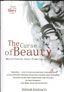 the curse of beauty, indah hanaco, rumah kreasi