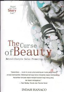 the curse of beauty, indah hanaco, rumah kreasi