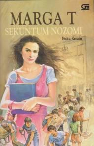 sekutum nozomi buku kesatu marga t gramedia pustaka utama
