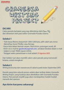 gramedia writing project