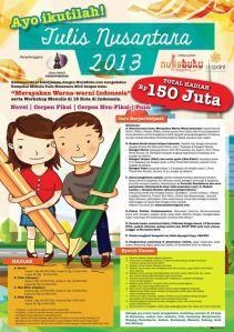 kompetisi menulis warna warni indonesia