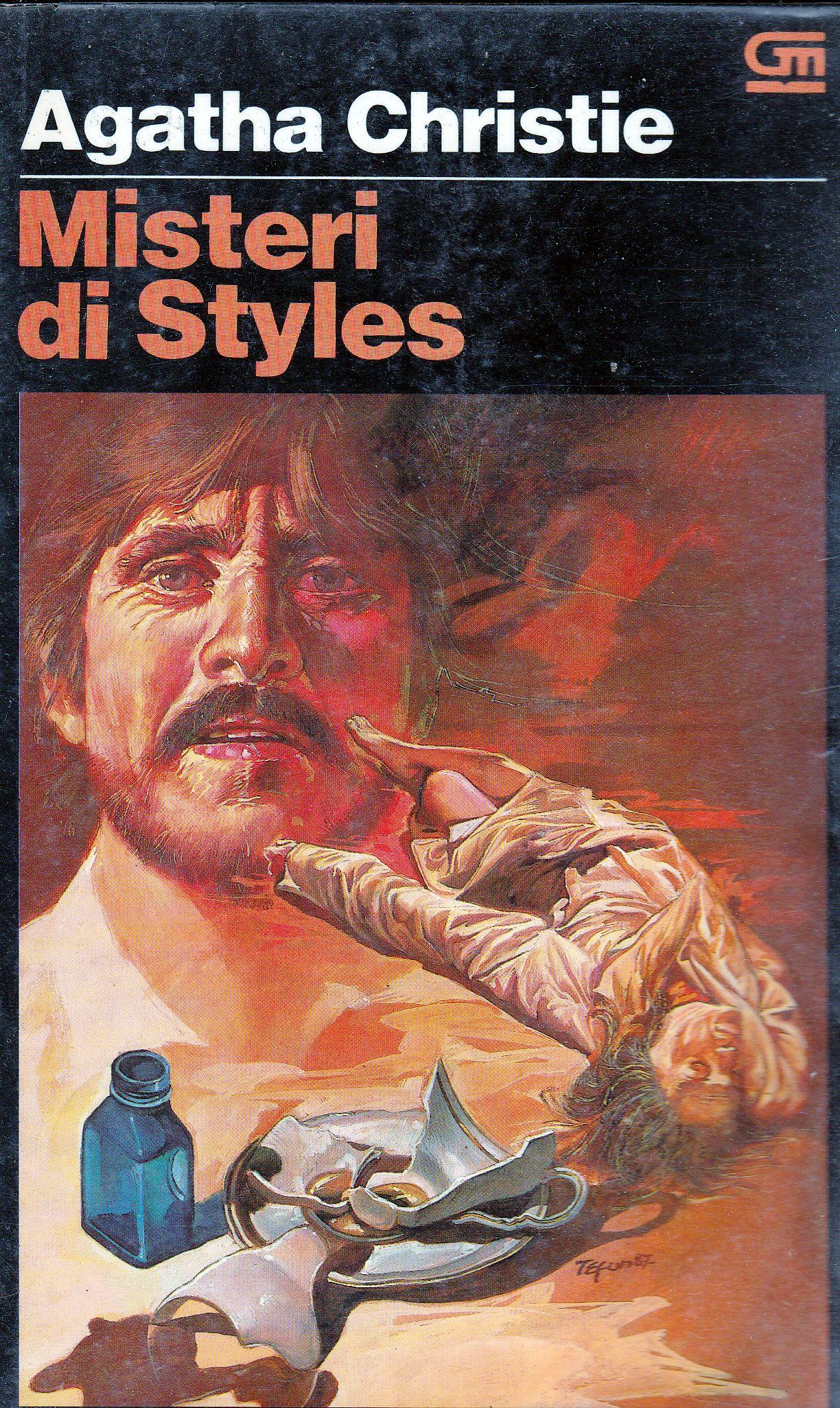Hasil gambar untuk Misteri di Styles – Agatha Christie