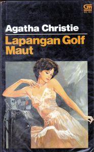 lapangan golf maut; agatha christie, hercule poirot, gramedia
