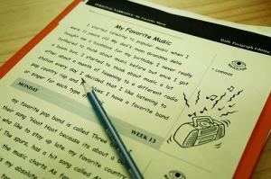 paragraf, menulis, cara menulis