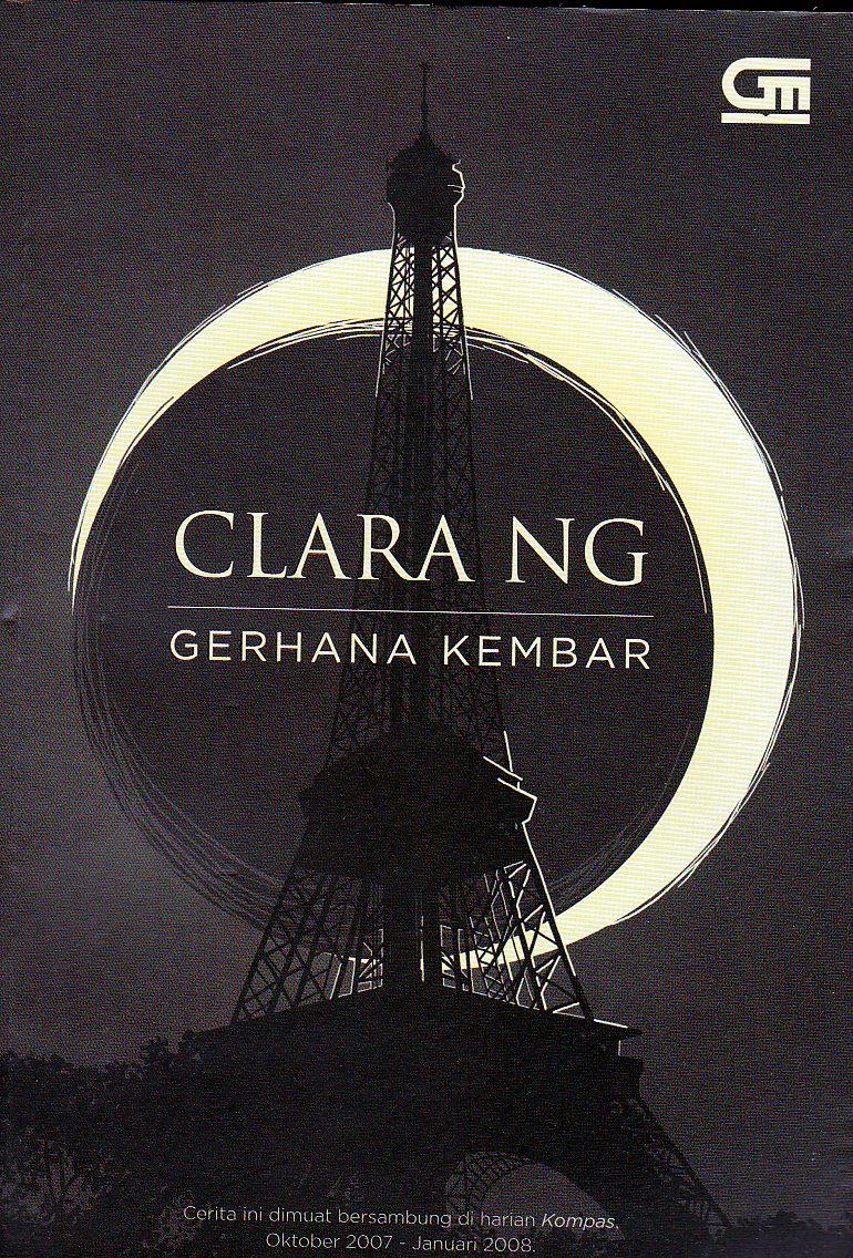 Resensi Novel Gerhana Kembar Karya Clara Ng Octa Cinta Buku